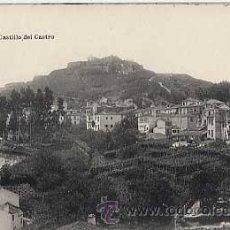 Postales: PONTEVEDRA. VIGO. CASTILLO DEL CASTRO. FOTOTIPIA HAUSER Y MENET. ED. EUGENIO B. TETILLA. Lote 12887897