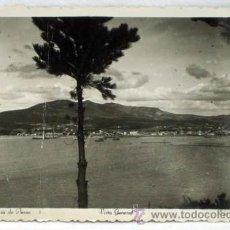 Postales - Postal Villagarcía de Arosa vista general 1951 Ed Arribas - 13175354