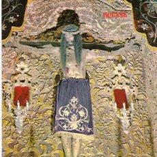 Postales: ORENSE - SANTO CRISTO -. Lote 13420705