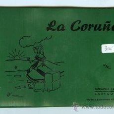 Postales: POSTAL LA CORUÑA BLOC 10 POSTALES. Lote 13555169