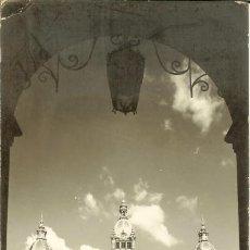 Postales: PS2065 LA CORUÑA 'PALACIO MUNICIPAL'. POSTAL MADRID. CIRCULADA. Lote 13658061