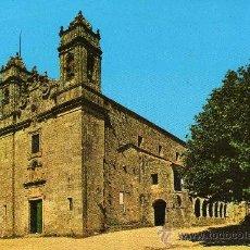 Postales: POSTAL IGLESIA PARROQUIAL DE SAN BENITO LÉREZ.PONTEVEDRA.. Lote 13671129