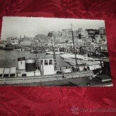 Postales: VIGO PUERTO DE PESCADORES,L ROISIN FOTO. Lote 14013872
