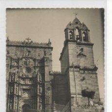 Postales: TARJETA POSTAL FACHADA DE SANTA MARIA PONTEVEDRA. Lote 14742524