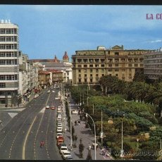 Postales: A-6730- LA CORUÑA. AVENIDA LOS CANTONES. Lote 24059792