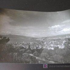 Postales: POSTAL FOTOGRAFICA CON EL CASTRO VISTA GENERAL DE VIGO - EDICIONES ARTIGOT ZARAGOZA. Lote 20649234