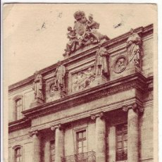 Postales: SANTIAGO DE COMPOSTELA: LA UNIVERSIDAD. EDITOR DESCONOCIDO. CIRCULADA (1936). Lote 23991925