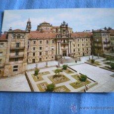 Postales: POSTAL SANTIAGO COMPOSTELA SEMINARIO SAN MARTIN PINARIO NO CIRCULADA. Lote 16040151