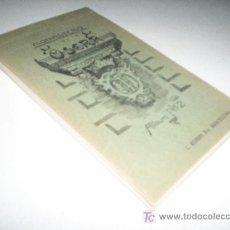 Postales: MONASTERIO DE OSERA - ORENSE - ALBUM Nº 2 - 20 TARJETAS POSTALES. Lote 21135210