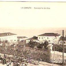 Postales: POSTAL LA CORUÑA SANATORIO DE OZA. Lote 16662605