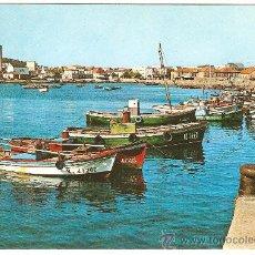 Postales: EL GROVE. PONTEVEDRA. GALICIA. PUERTO. BARCOS.. Lote 27633091