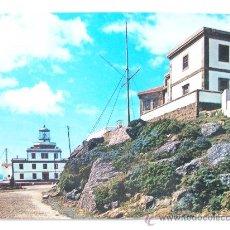 Postales: FINISTERRE, FARO (LA CORUÑA). Lote 17173908
