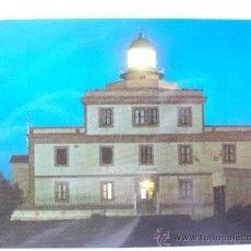 Postales: FINISTERRE, FARO. NOCTURNA (LA CORUÑA). Lote 17174060