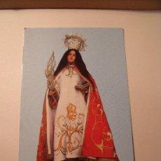 Postales: POSTAL DE SANTA TECLA. VIRGEN Y MÁRTIR. LA GUARDIA. PONTEVEDRA. SIN CIRCULAR. S-20. Lote 17470578