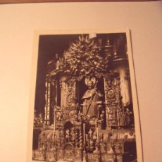Postales: POSTAL DE SANTIAGO DE COMPOSTELA. CATEDRAL. ASPECTO DEL ALTAR MAYOR. SIN CIRCULAR. S181. Lote 17553135