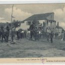 Postales: (PS-15374)POSTAL DE GUITIRIZ(LUGO)-UN BAILE EN EL CAMPO. Lote 17665794