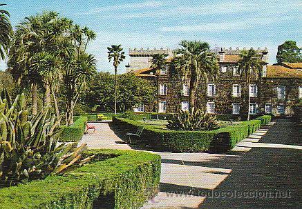 Vigo jardines del parque museo y pazo de castr comprar for Jardines galicia