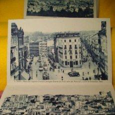 Postales: ANTIGUAS POSTALES: 10 VISTAS DE VIGO. L.ROISIN ( VER FOTOS Y RELACIÓN). Lote 18437534