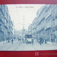 Cartes Postales: VIGO - CALLE COLON. Lote 18697342