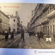 Postales: POSTAL ANTIGUA GALICIA VIGO. CALLE DEL PRÍNCIPE. CIRCULADA EL 12/012/1909. . Lote 26172062