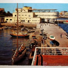Postales: PONTEVEDRA. VIGO. REAL CLUB NAUTICO.. Lote 19207001