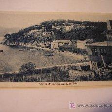Postales: POSTAL DE VIGO (MONTE LA GUIA, EN TEIS.) SIN CIRCULAR. Lote 19707286