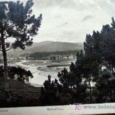 Postales: VIGO: PONTEVEDRA. RAMALLOSA. FOTO L. ROISÍN Nº 29. AÑOS 20. Lote 19919018