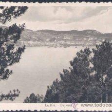 Postales: VIGO (PONTEVEDRA).-LA RÍA-BAYONA. Lote 20119151