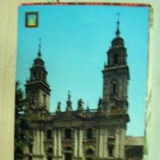 Postales: + LUGO AÑOS 60 SIN ESCRIBIR CAMION PEGASO. Lote 20711016