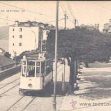 Postales: VIGO (PONTEVEDRA).- AVENIDA DE ALFONSO XII.. Lote 21226948