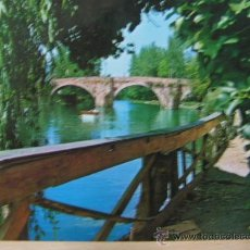 Postales: + MONFORTE DE LEMOS LUGO HACIA 1970. Lote 21654511