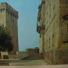 Postales: + MONFORTE DE LEMOS LUGO HACIA 1970. Lote 21654518