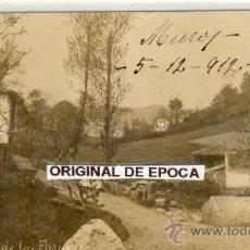Postales: (PS-19821)POSTAL FOTOGRAFICA DE MUROS(A CORUÑA)-PAISAJE DE LA FLORIDA. Lote 22139577