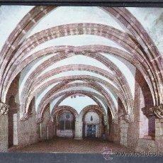 Postales: PALACIO DE GELMIREZ SIGLO XIII - SANTIAGO DE COMPOSTELA. Lote 22146642