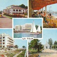 Postales: LA TOJA (PONTEVEDRA). Lote 22370238