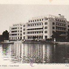 Postales: LA TOJA (PONTEVEDRA), GRAN HOTEL, PINTOS FOTOGRAFO Nº 12. Lote 22370374