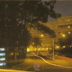 Postales: LA TOJA (PONTEVEDRA), GRAN HOTEL, VISTA NOCTURNA. Lote 22370408