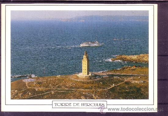 TORRE DE HERCULES - LA CORUÑA (Postales - España - Galicia Moderna (desde 1940))