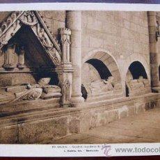 Postales - ANTIGUA POSTAL DE ORENSE - N. 30 - CATEDRAL - ED. L. ROISIN - NO CIRCULADA. - 22866125