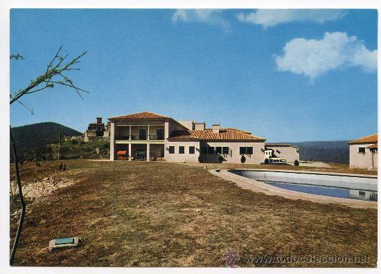VERIN, ORENSE. SERIE BB Nº 2. PARADOR NACIONAL DE MONTERREY. SUBSECRETARÍA DE TURISMO (Postales - España - Galicia Moderna (desde 1940))