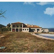 Cartes Postales: VERIN, ORENSE. SERIE BB Nº 2. PARADOR NACIONAL DE MONTERREY. SUBSECRETARÍA DE TURISMO. Lote 23044898