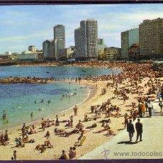 Postales: CORUÑA - PLAYA DE RIAZOR . Lote 23046134