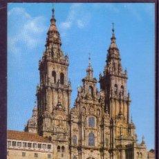Postales: SANTIAGO DE COMPOSTELA - CATEDRAL - FACHADA OBRADOIRO. Lote 23154541