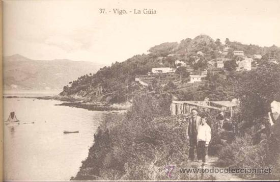 Postales: ÁLBUM DE POSTALES .-RECUERDO DE VIGO.- 10 VISTAS - Foto 8 - 23982131