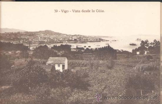 Postales: ÁLBUM DE POSTALES .-RECUERDO DE VIGO.- 10 VISTAS - Foto 10 - 23982131