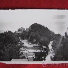 Postales: PONTEVEDRA - LA GUARDIA - MONTE DE SANTA TECLA. Lote 24458262