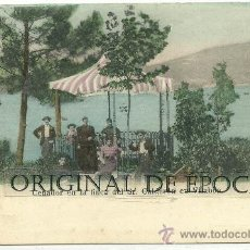 Postales: (PS-21104)POSTAL DE VILLAGARCIA-CENADOR EN LA FINCA DEL SR.CALDERON EN VILABOA. Lote 24174182