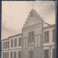 Postales: LA GUARDIA (PONTEVEDRA).- COLEGIO DE CARMELITAS. Lote 25042024