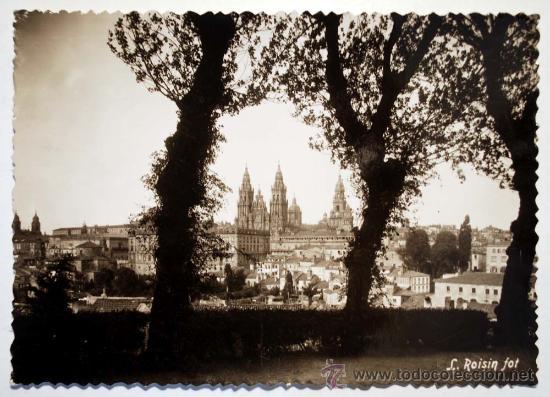 SANTIAGO DE COMPOSTELA. CATEDRAL. (Postales - España - Galicia Moderna (desde 1940))