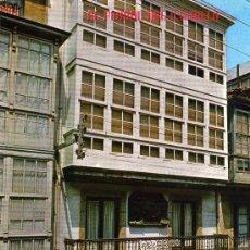 Postales: EL FERROL DEL CAUDILLO Nº 536 CASA DONDE NACIÓ FRANCO Y MUSEO NUEVA EDICIONES PARÍS. Lote 25743237